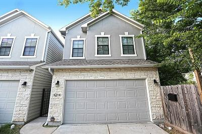 Rice Military Single Family Home For Sale: 4214 Koehler Street