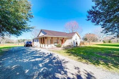 Fulshear Single Family Home For Sale: 4614 Penn Lane