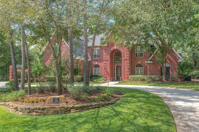 Conroe, Spring, The Woodlands Single Family Home For Sale: 11 Autumn Crescent