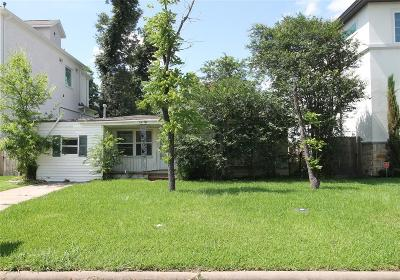 Bellaire Single Family Home For Sale: 4312 Dorothy Street