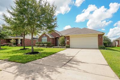 Rosenberg Single Family Home For Sale: 9406 Sweeney Brook Lane