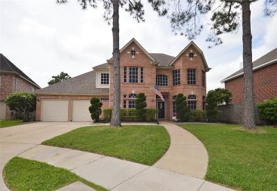 Pearland Single Family Home For Sale: 1504 Pine Creek Drive