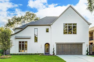 Afton Oaks Single Family Home For Sale: 3306 Mid Lane