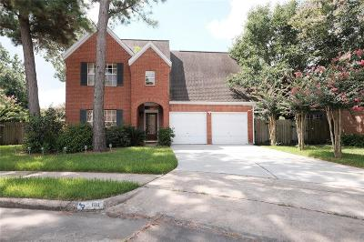 Single Family Home For Sale: 1110 Dunhaven Court