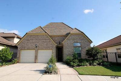 Sugar Land Single Family Home For Sale: 5326 Metzger Court