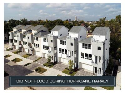 Houston Condo/Townhouse For Sale: 1712 Goliad Street