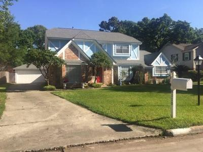 Houston TX Single Family Home For Sale: $274,500