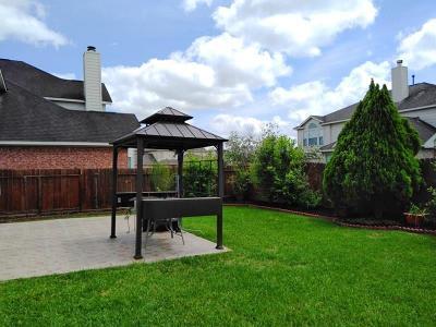 Manvel Single Family Home For Sale: 33 Palm Villas Drive