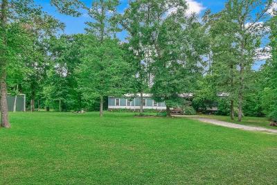 Montgomery Single Family Home For Sale: 7202 Ponderosa Trail