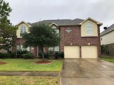 Rosenberg Single Family Home For Sale: 326 Honeysuckle Vine Drive