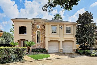 Houston Single Family Home For Sale: 2826 Tudor Manor