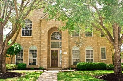 Pearland Single Family Home For Sale: 2411 Foxglove Drive