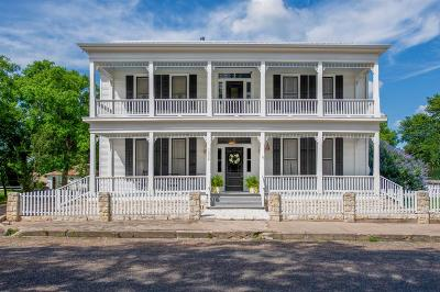 Fayette County Single Family Home For Sale: 108 S Church Street S