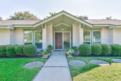 Single Family Home For Sale: 18614 Capetown Drive