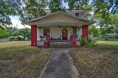 Grimes County Single Family Home For Sale: 803 Holland Street