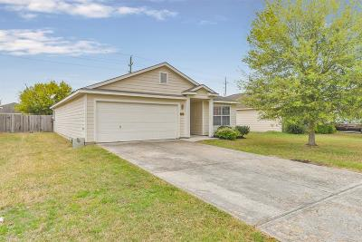 Spring Single Family Home Option Pending: 28907 Trinity River Drive