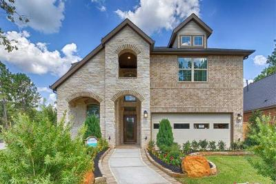 The Woodlands Single Family Home For Sale: 119 Bloomhill Place