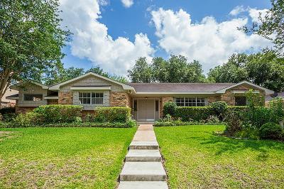 Houston Single Family Home For Sale: 5439 Paisley Street