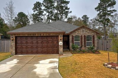 Willis Single Family Home For Sale: 5560 S Buffalo Circle