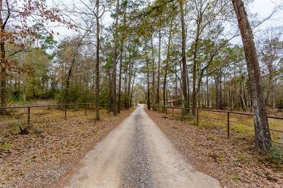 Humble Farm & Ranch For Sale: 19323 Belleau Wood Drive