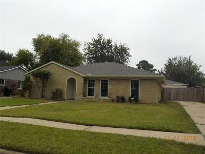 Houston Single Family Home For Sale: 11215 Sagewind Drive