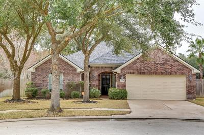 Conroe Single Family Home For Sale: 22949 Antiqua Estates Court