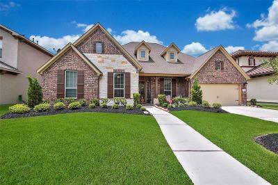 Galveston County, Harris County Single Family Home For Sale: 13810 Rivendell Crest Lane