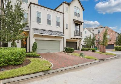 The Woodlands Single Family Home For Sale: 107 Gateway Park Place