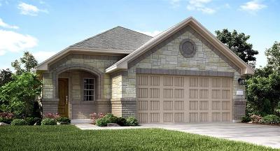 New Caney Single Family Home For Sale: 23772 Via Maria Drive