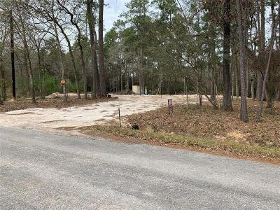Hockley Residential Lots & Land For Sale: 24710 Lakeside Dr Drive