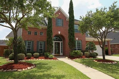 Houston Single Family Home For Sale: 12011 Bolero Point Lane