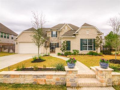 Cypress Single Family Home For Sale: 18019 First Bend Drive