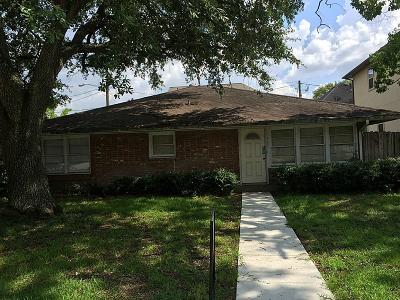 Bellaire Single Family Home For Sale: 5101 Evergreen Street