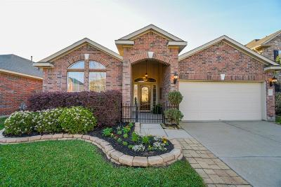 Katy Single Family Home For Sale: 2623 Marquette Trail