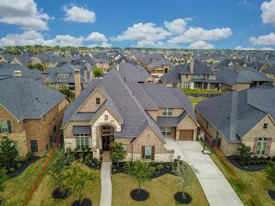 Katy Single Family Home For Sale: 27906 Eastonwood Court