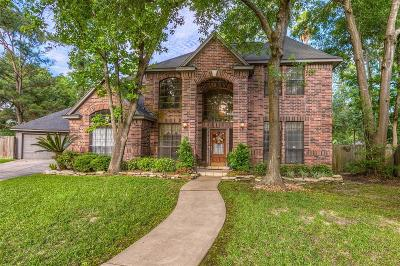 Spring Single Family Home For Sale: 303 Magic Oaks Court