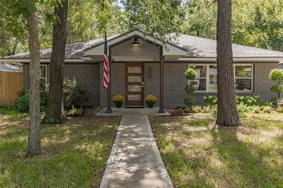 Houston Single Family Home For Sale: 9717 Warwana Road