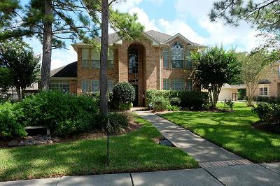Friendswood Single Family Home For Sale: 1305 Merriewood Drive