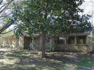 San Jacinto County Single Family Home For Sale: 7000 Fm 945 Road S