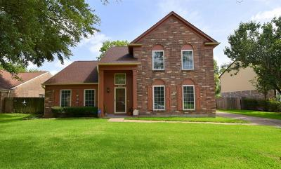 Houston Single Family Home For Sale: 15018 Stoneyview Drive