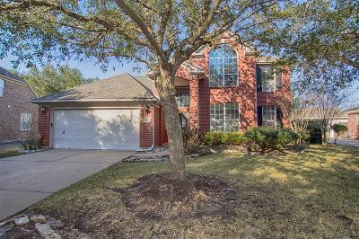 Houston Single Family Home For Sale: 13907 Garden Creek Way