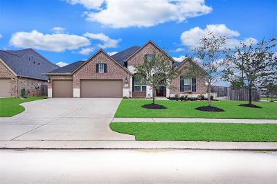 Katy Single Family Home For Sale: 2311 Taylor Marie Trail
