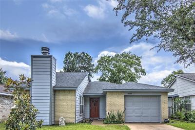 Katy TX Single Family Home For Sale: $135,000
