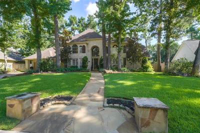 Kingwood Single Family Home For Sale: 1626 Scenic Mountain Court