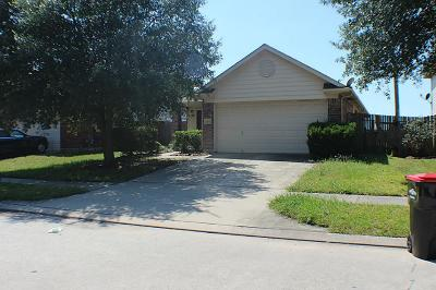 Tomball Single Family Home For Sale: 19719 Shores Edge
