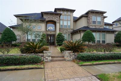 Cypress TX Single Family Home For Sale: $888,000
