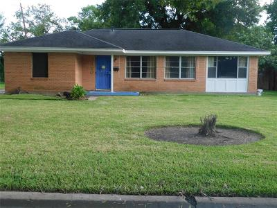 Houston Single Family Home For Sale: 6150 Belarbor Street