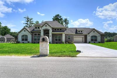 Magnolia Single Family Home For Sale: 17596 Country Meadow