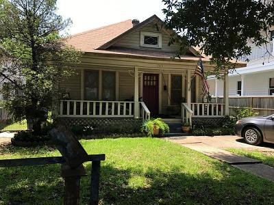 Houston Single Family Home For Sale: 1515 Yale Street