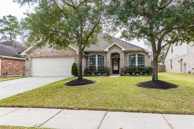 Humble TX Single Family Home For Sale: $239,000
